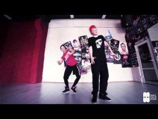 Schoolboy Q   Collard Greens hip hop choreography by Ana Turchina   Dance Centre Myway 2