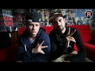 У Blaze'а на диване: #PLC & #HYDE X #SLOVO x #BlazeTVinterview x by #RayJustEnergy