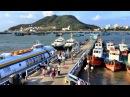 Tàu Cánh ngầm xuất bến tại Cảng TKVT