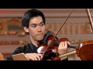 Richard Lin plays Mozart and Bach - Stage 3 - International Wieniawski Competition STEREO
