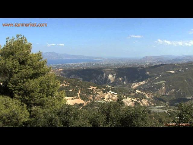 Corinth Greece Collage Video 1 tanvideo11