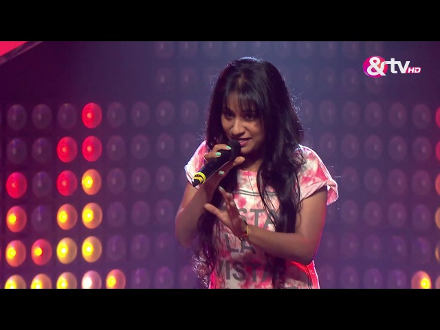Shilpa Surroch Inteha Ho Gayi The Blind Auditions The Voice India 2