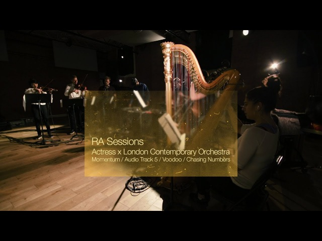 RA Sessions: Actress x London Contemporary Orchestra Resident Advisor