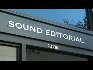 Universal Studios Sound Department Tour - SoundWorks Collection (2010)