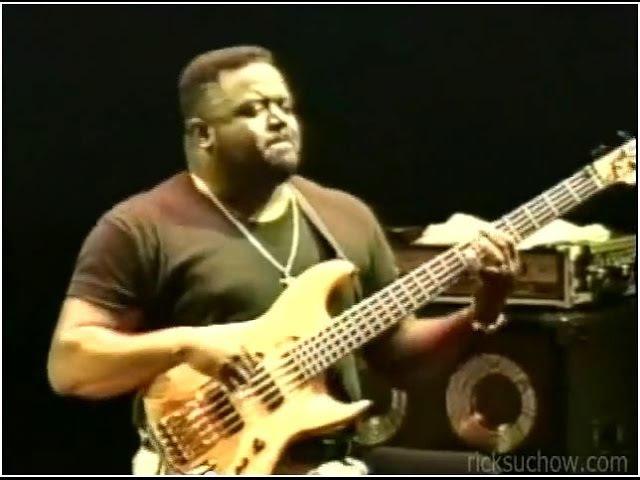 Larry Kimpel bass w Billy Cobham George Duke Stratus
