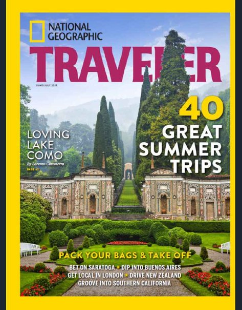 National Geographic Traveler - July 2015