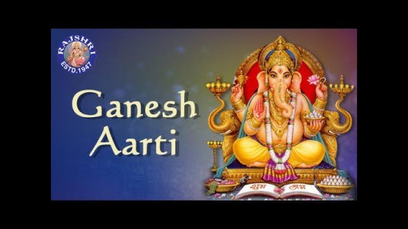 Sukhkarta Dukhharta - Ganesh Aarti with Lyrics - Sanjeevani Bhelande - Marathi Devotional Songs