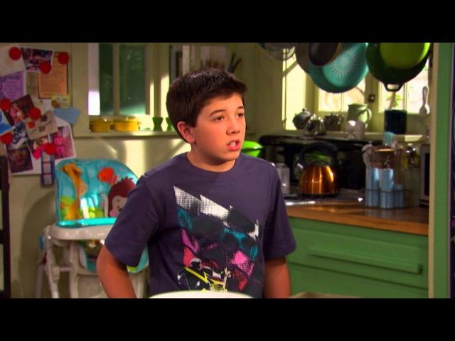 Сериал Disney Держись Чарли Сезон 2 эпизод 23 ПРОГУЛЬЩИЦА
