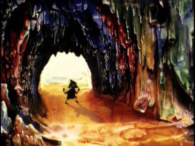 Павлиди в пещере горного короля сюита Пер Гюнт Э Грига