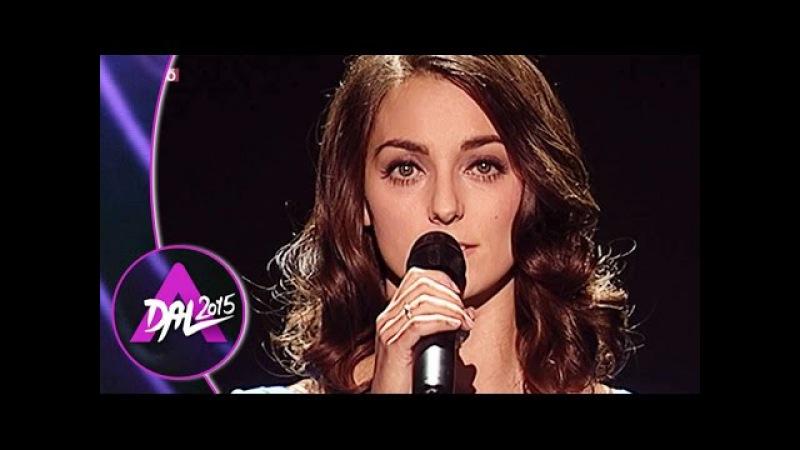 A Dal 2015 győztese Csemer Boglárka Boggie, Wars for Nothing című dalával (A Dal 2015, Döntő)