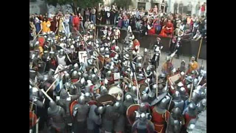 Battle at Vyborg Castle
