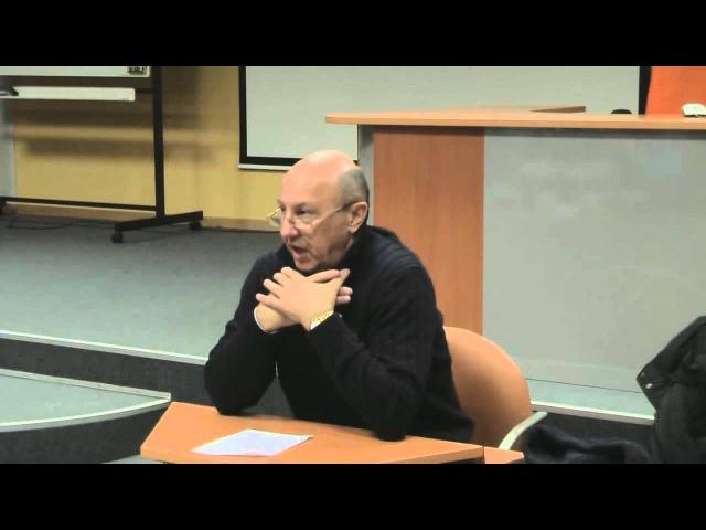Андрей Фурсов о ГМО, каббале Monsanto