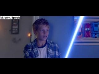 "Реклама батареек Дюрасел в стиле ""Звёздных войн"" / Duracell Star Wars Commercial: Battle for Christmas Morning"