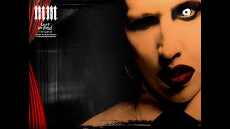 Marilyn Manson-Fast and Furious-Music Video-I Dont Care Nothing About It