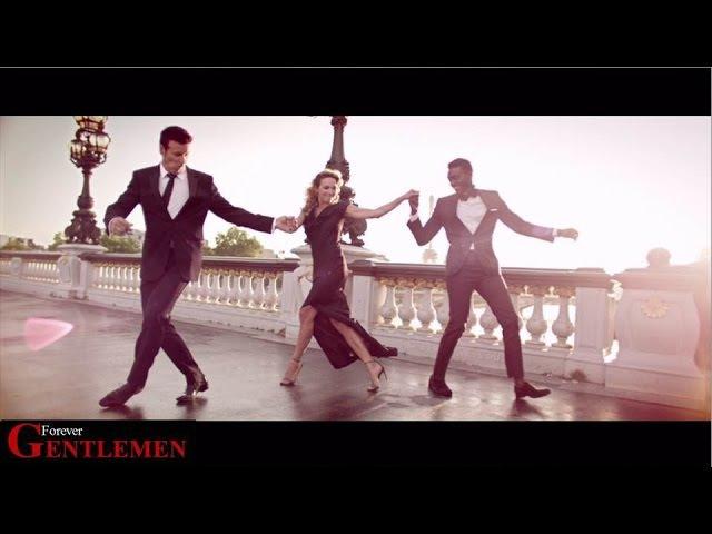Forever Gentlemen vol.2 | LOVE [Corneille - Claire Keim - Roch Voisine] (clip officiel)