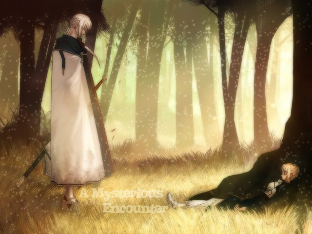 La Sola (from Fate/Stay Night anime)