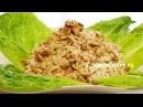 Рыбный салат Лакомка Рецепт Бабушки Эммы
