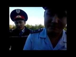 Минутка юмора из Казахстана.