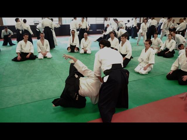 Aikido OKAMOTO Yoko Sensei Berlin 2015  Part 2