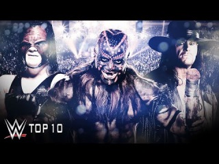[#My1] Scariest Moments in WWE History - WWE Top 10