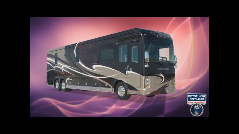 $1 3M 2015 Foretravel Luxury Motorcoach Review @ Motor Home Specialist