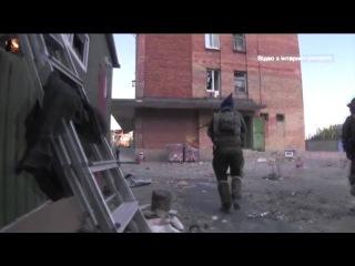 Ожесточенный бой в Крымском, ранены четверо бойцов АТО
