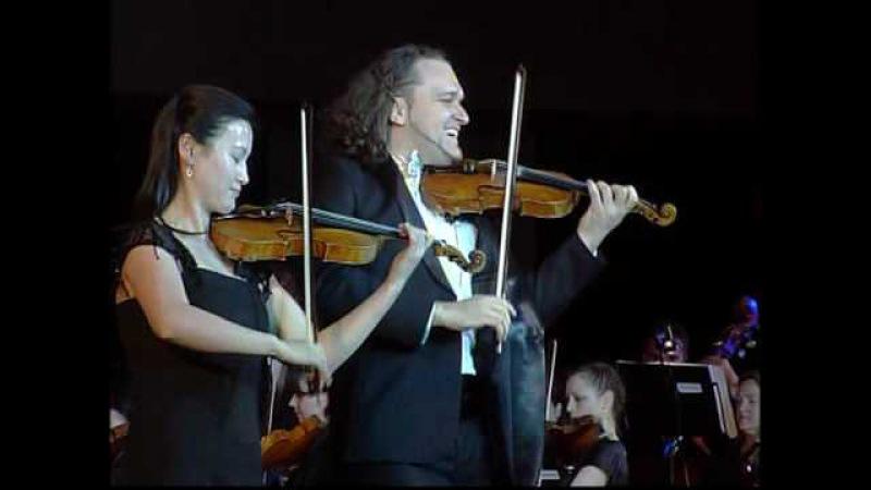 Чардаш с северо-корейской скрипачкой   Chardash with North Korea violinist