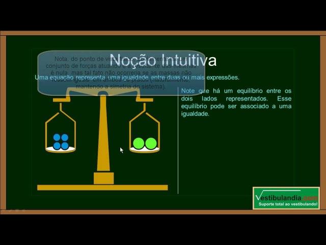 Matemática Zero 2 0 Aula 20 Equações do Primeiro Grau parte 1 de 1