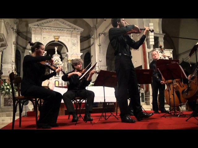 Концерт Вивальди в Венеции (Vivaldi Live Venice) в Santa Maria Formosa Church