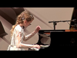Tchaikovsky - Nocturne in F-dur Anastasia Makhamendrikova