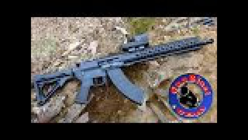 Shooting the CMMG MK47 AKM Mutant 7 62x39mm Semi Automatic Rifle