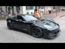 Loud Supercharged 800HP LOMA Zo6 Vette w/t Loud Dodge Viper GTS