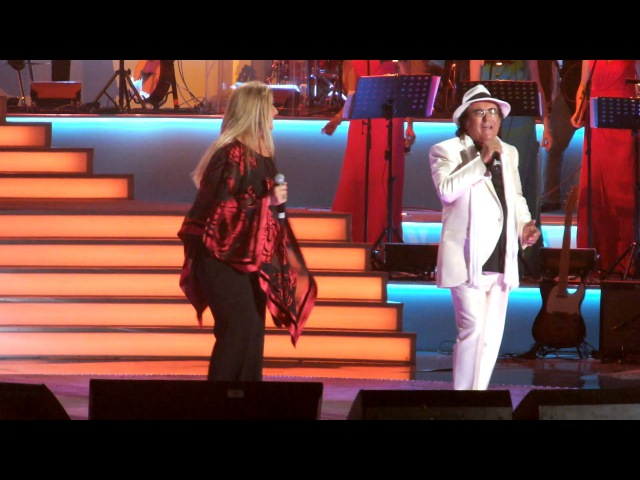 Al Bano Carrisi Romina Francesca Power in Moscow 2013