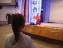 Александр Олешко объясняет Алисе как поступить в Эстрадно цирковое училище