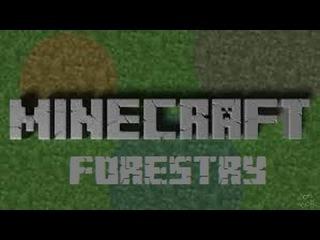 играем с модом forestry и buildcraft (мульти ферма, ферма торфа, двигатели)