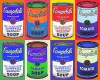 andy warhol campbell's soup - 850×679