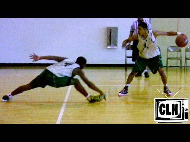 Ankle Breakers Crossovers and Handles Damon Harge Johnathan McGriff Tyler Ulis