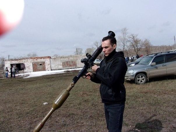 Виктор Чумак, Самара, Россия
