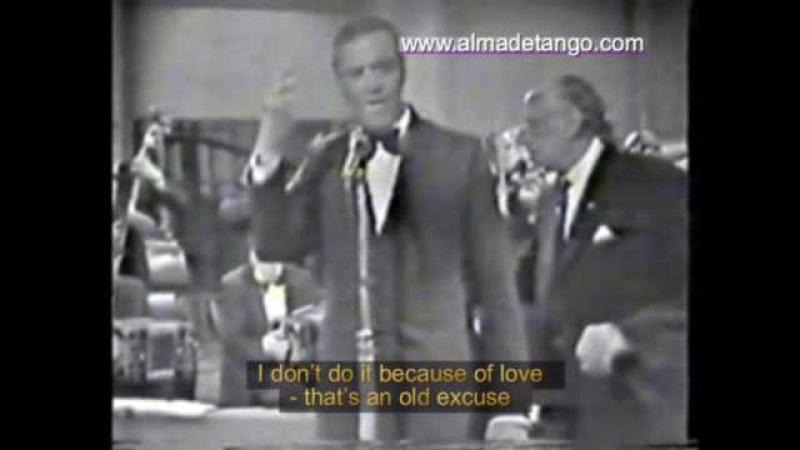 Juan D'Arienzo - Armando Laborde De Puro Curda Tango (English Subtitles)