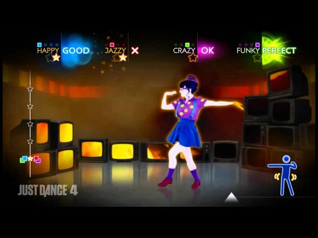 Diggin' In The Dirt by Stefanie Heinzmann Just Dance 4 Track