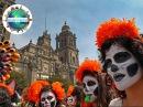 Таинственный праздник мертвых в Мексике. День возвращения умерших душ. Вокруг Света