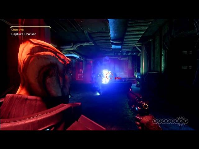 E3 2011 GameSpot Stage Shows - Prey 2 (PC, PS3, Xbox 360)