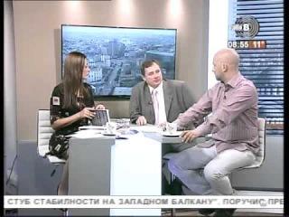 """Хаџи-Слободан Стојичевић - Промоција """"Приручника за извоз у Русију"""" (.))"""