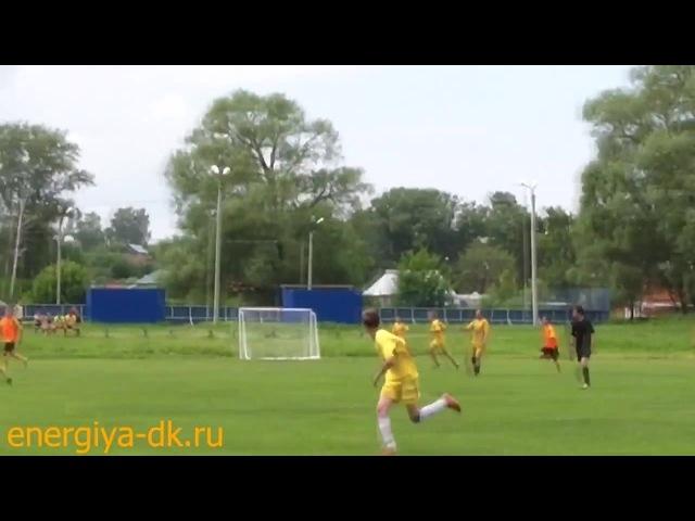 Goal Karasev (Энергия - Сергач)