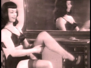 Bettie Page - Bondage Queen (Banned in Japan)
