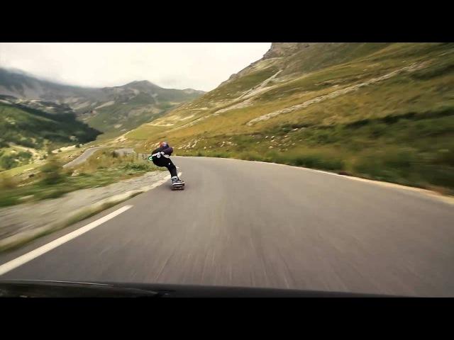 Patrick Switzer French Alps Raw Run