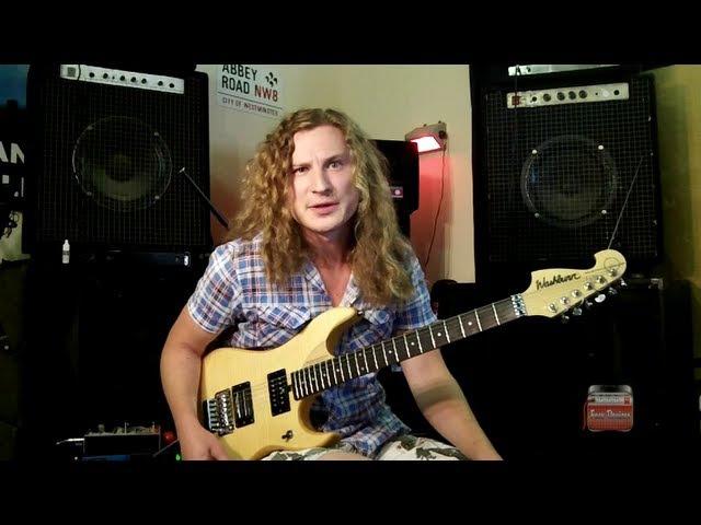 Типичные ошибки начинающих гитаристов при игре Метлы