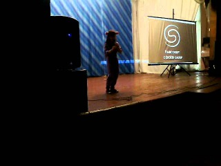 DragonFest 2015 - SofiaTaro - Lineage II - Dion theme (Shepard's Flute) tin whistle flute cover live