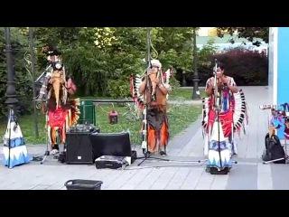 Я снимал концерт Индейцев. И тут такое началось......!!!!!