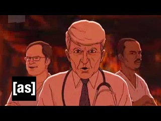 Pickles vs. Rehab | Metalocalypse | Adult Swim